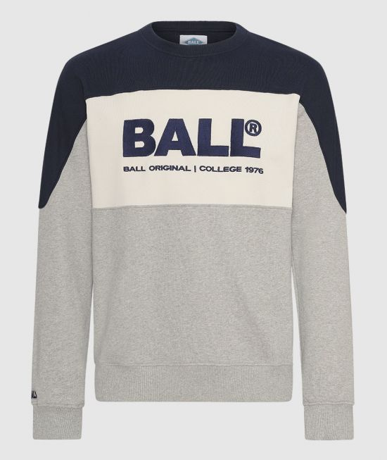 BALL SWEATSHIRT - J. EVERT